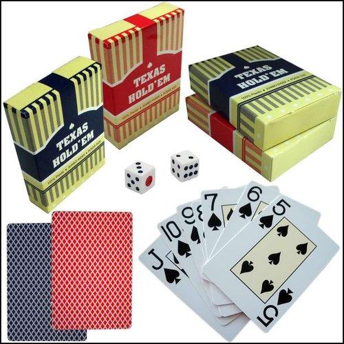 Texas Holdem Blatt