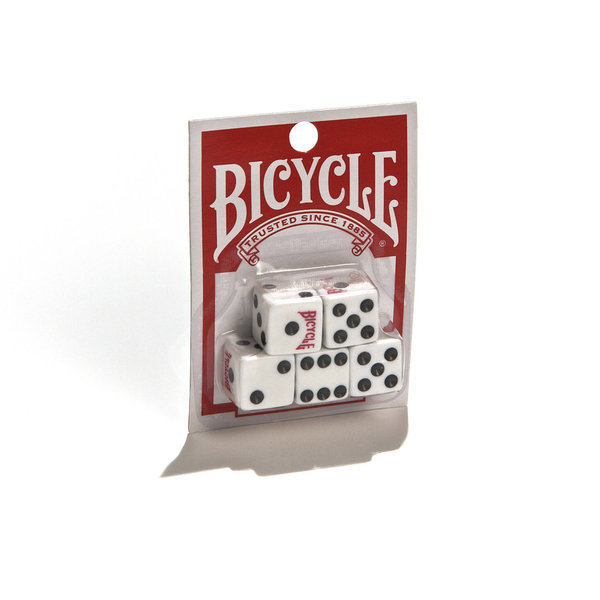 Bicycle Dice 5 Spielwürfel
